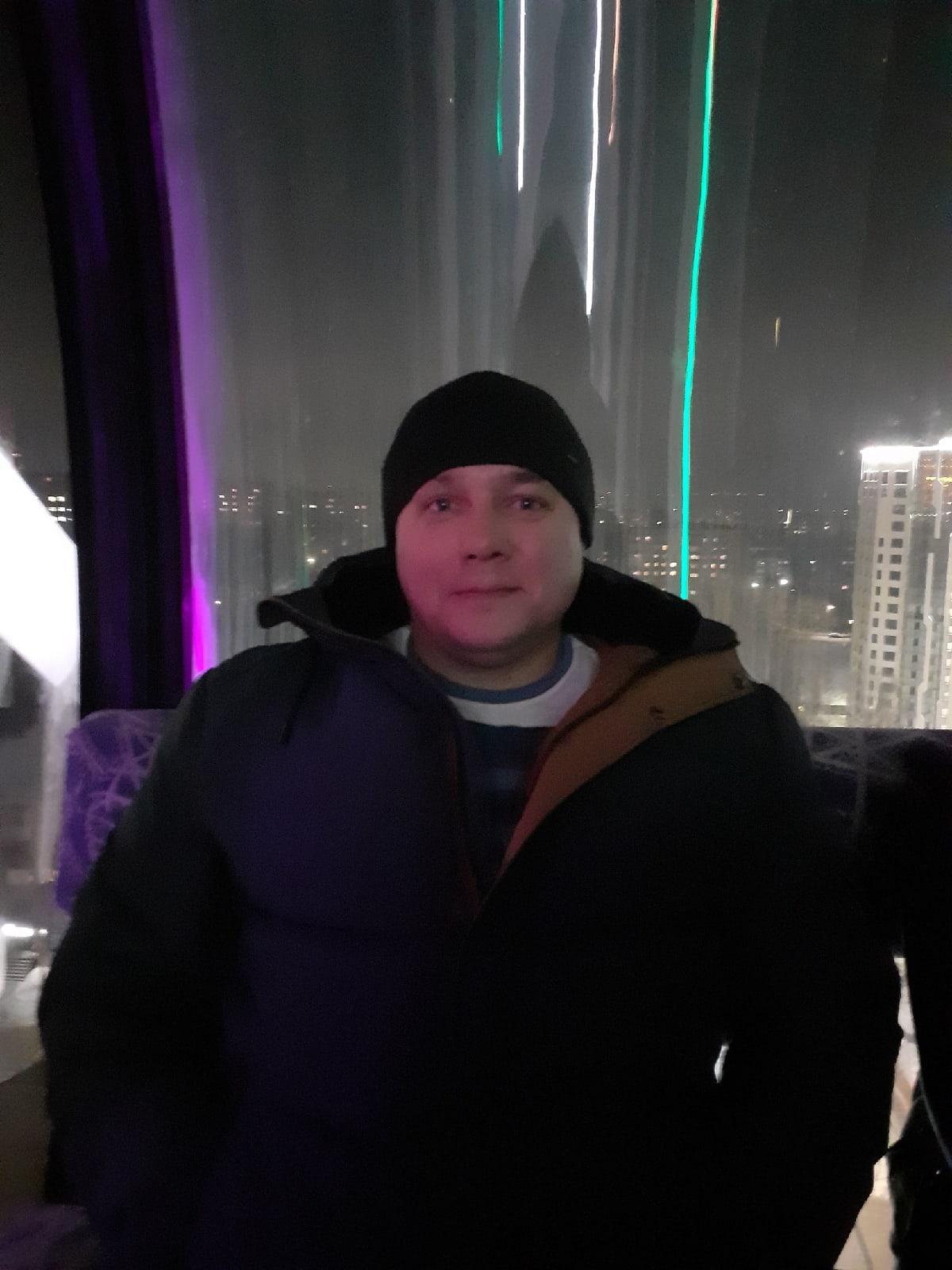 Михаил Сарыкин