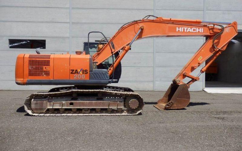 HITACHI-ZX-200-3